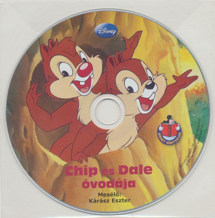 Chip és Dale óvodája - Hangoskönyv