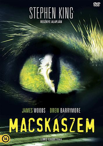 Stephen King - Macskaszem- DVD