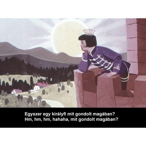 Egyszer egy királyfi - Diafilm - Lengyel Sándor |