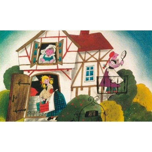 Holle anyó - Diafilm - Wilhelm Carl Grimm- Jacob Grimm pdf epub