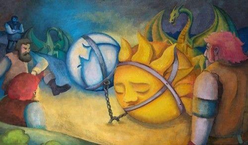 A Nap és a Hold (cigány mesék) - diafilm