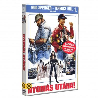 Nyomás utána! - DVD