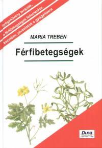 Férfibetegségek - Maria Treben pdf epub