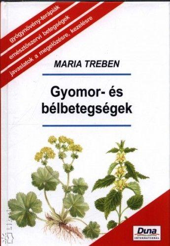 Maria Treben - Gyomor- és bélbetegségek