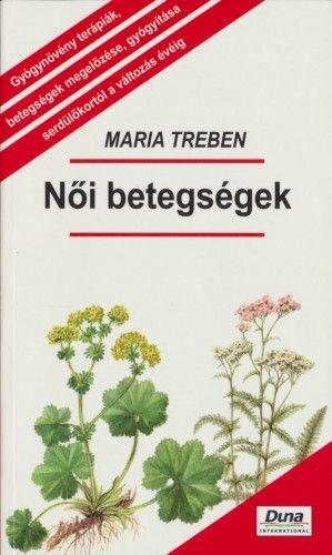 Maria Treben - Női betegségek
