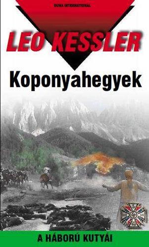 Koponyahegyek - A háború kutyái 31.