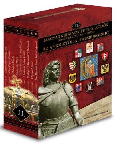 Magyar királyok és uralkodók 10-18. - Az Anjouktól a Habsburgokig