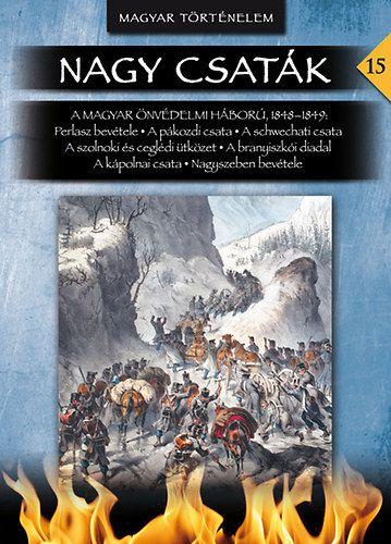 A magyar önvédelmi háború 1848-1849 - Nagy csaták 15. kötete