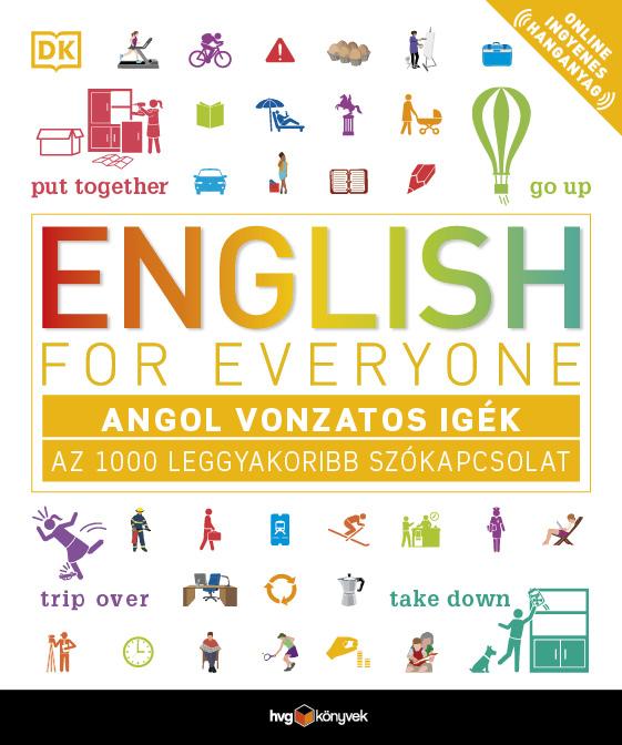 English for Everyone: Angol vonzatos igék - Az 1000 leggyakoribb szókapcsolat