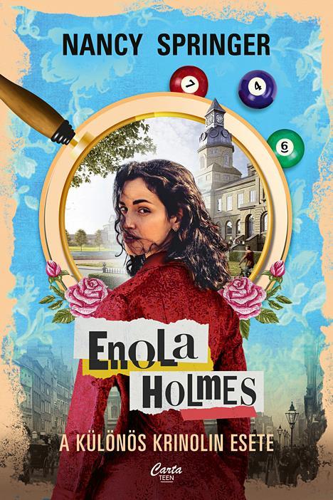 Enola Holmes - A különös krinolin esete