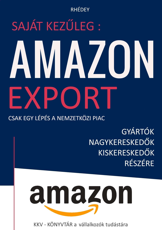 Saját kezűleg: Amazon export