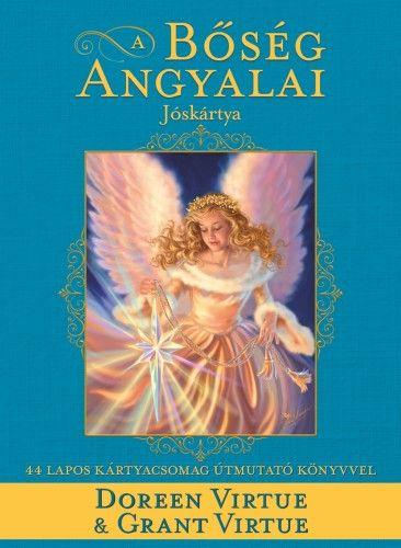 A bőség angyalai jóskártya - Doreen Virtue |