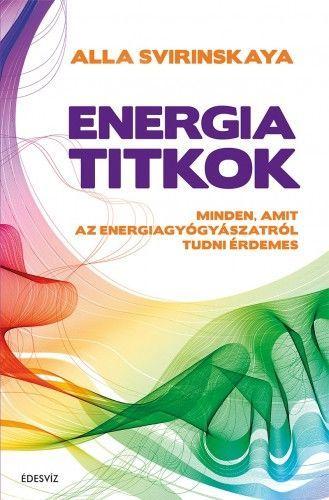 Energiatitkok - Alla Svirinskaya pdf epub
