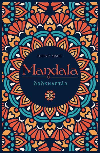 Mandala öröknaptár - Martha Holmes pdf epub