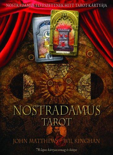 Nostradamus tarot - John Matthews pdf epub