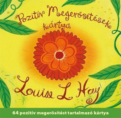 Pozitív megerősítések kártya - Louise L. Hay pdf epub