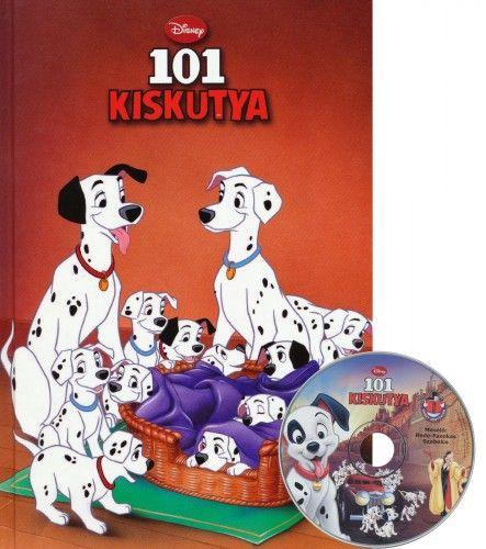 101 kiskutya + mese CD
