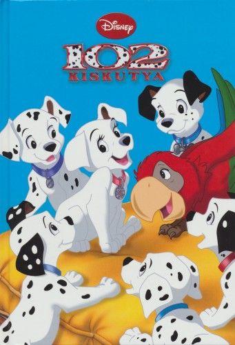 Disney - 102 kiskutya + CD