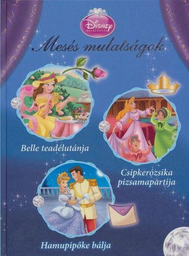 Disney Hercegnők - Mesés mulatságok
