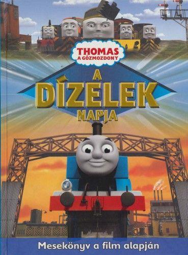 A dízelek napja - Thomas, a gőzmozdony