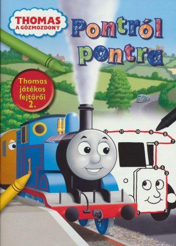 Pontról pontra - Thomas, a gőzmozdony