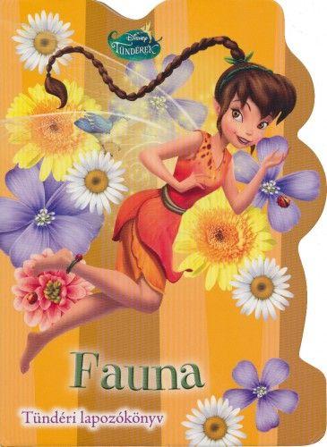 Disney Tündérek - Fauna -  pdf epub