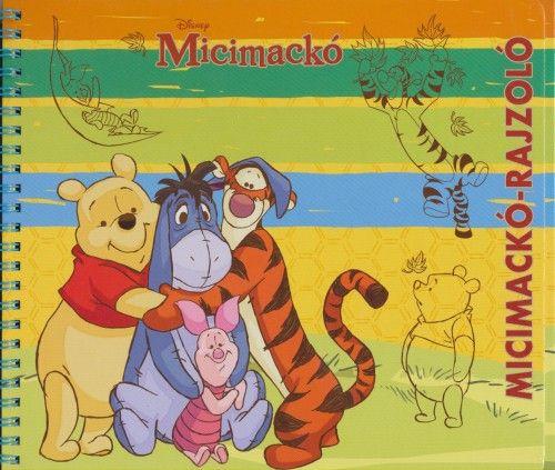 Disney Micimackó - Micimackó rajzoló