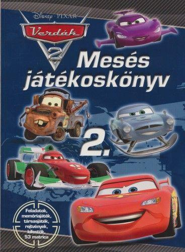 Verdák 2. - Mesés játékoskönyv 2. - Disney pdf epub