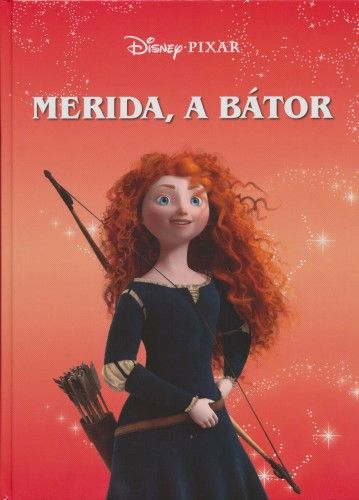 Merida, a bátor -  pdf epub