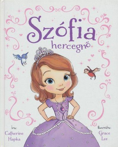 Disney - Szófia hercegnő