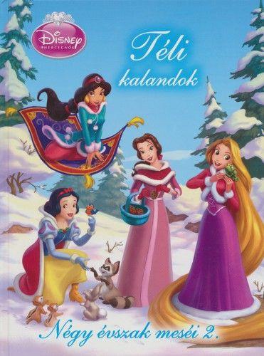 Disney Hercegnők - Téli kalandok