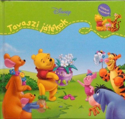 Disney Micimackó - Tavaszi játékok - Játékos évszakok