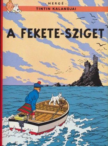 Tintin kalandjai - A Fekete-sziget