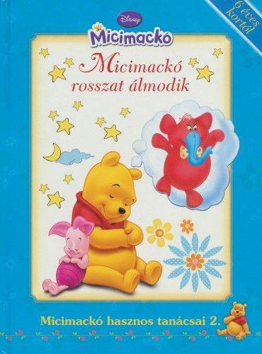 Disney Micimackó - Micimackó rosszat álmodik