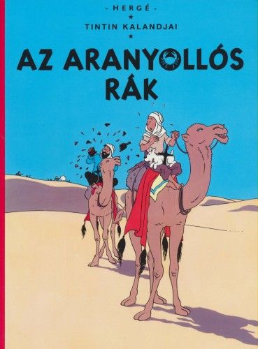 Tintin kalandjai - Az aranyollós rák