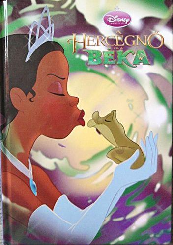 Disney - A hercegnő és a béka + CD