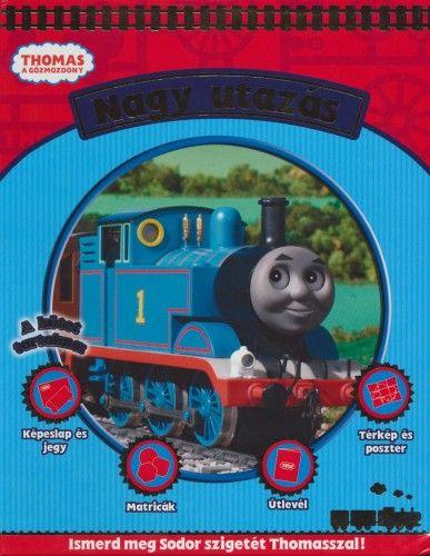 Nagy utazás - Thomas, a gőzmozdony