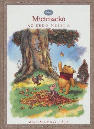 Emily K. Hutta - Disney Micimackó - Az erdő meséi 3.