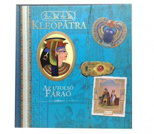 Kleopátra - Az utolsó fáraó -  pdf epub