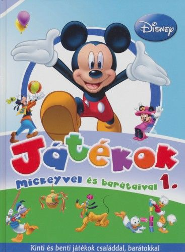 Játékok Mickeyvel és barátaival 1.
