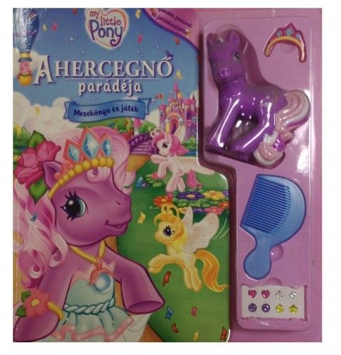 My little Pony - A hercegnő parádéja -  pdf epub