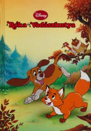 A róka és a vadászkutya
