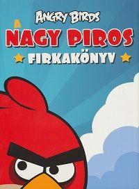 Angry Birds - A nagy piros firkakönyv