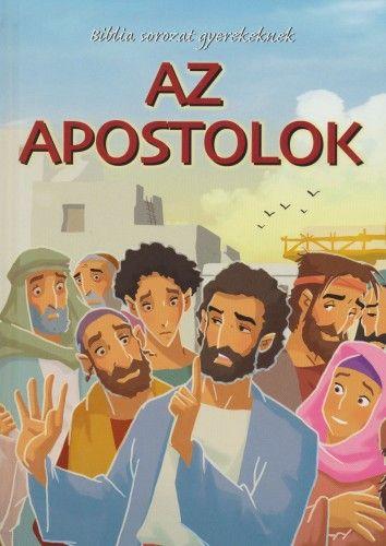 Az apostolok - Joy Melissa Jensen |