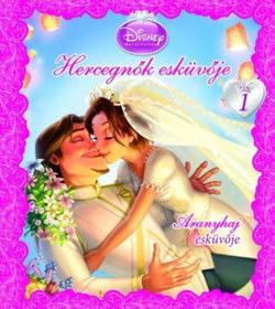 Hercegnők esküvője 1.-Aranyhaj esküvője -  pdf epub