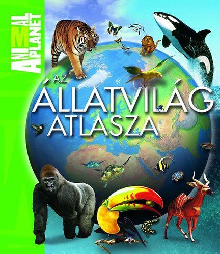 Animal Planet - Az állatvilág atlasza - Jinny Johnson pdf epub