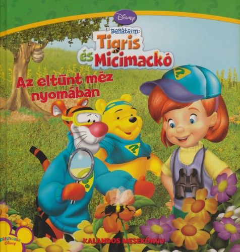 Disney Barátaim Tigris és Mackó: Az eltűnt méz nyomában