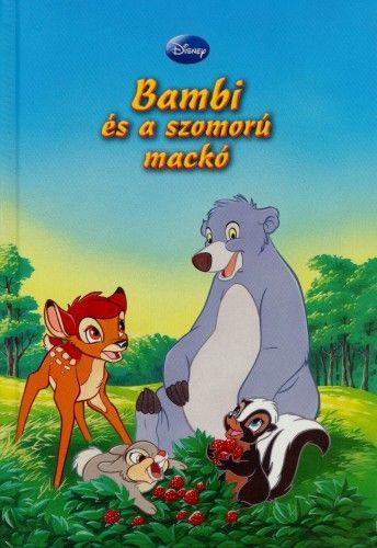 Bambi és a szomorú mackó
