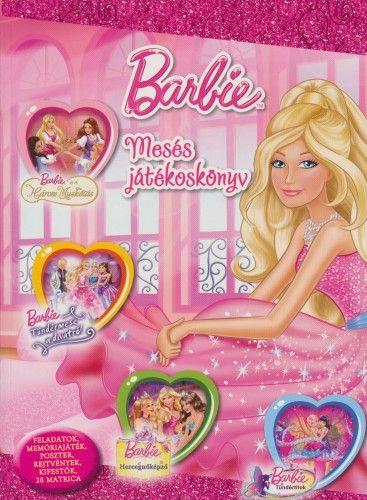 Barbie - Mesés játékoskönyv -  pdf epub
