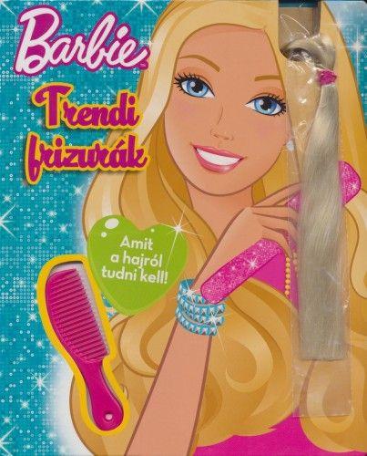 Freya Woods - Barbie - Trendi frizurák